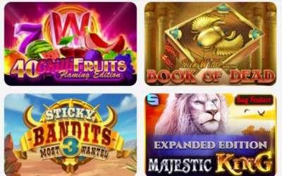 Joker – новое казино с легальными условиями для украинских игроков